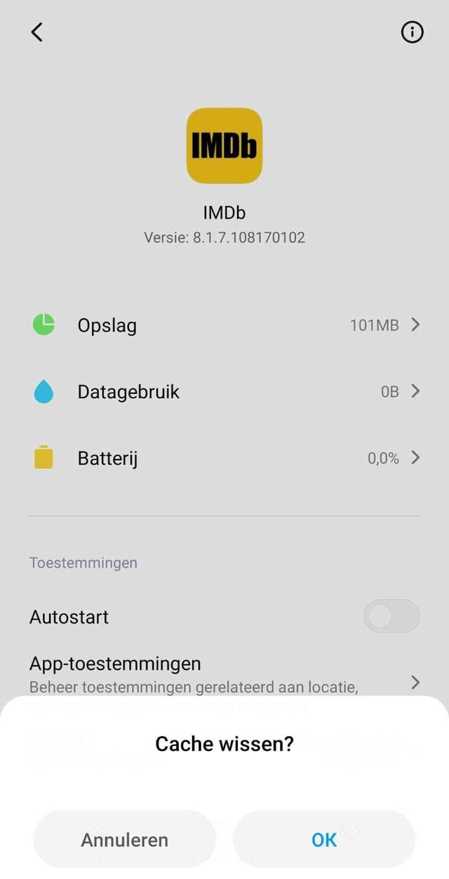 Android problemen