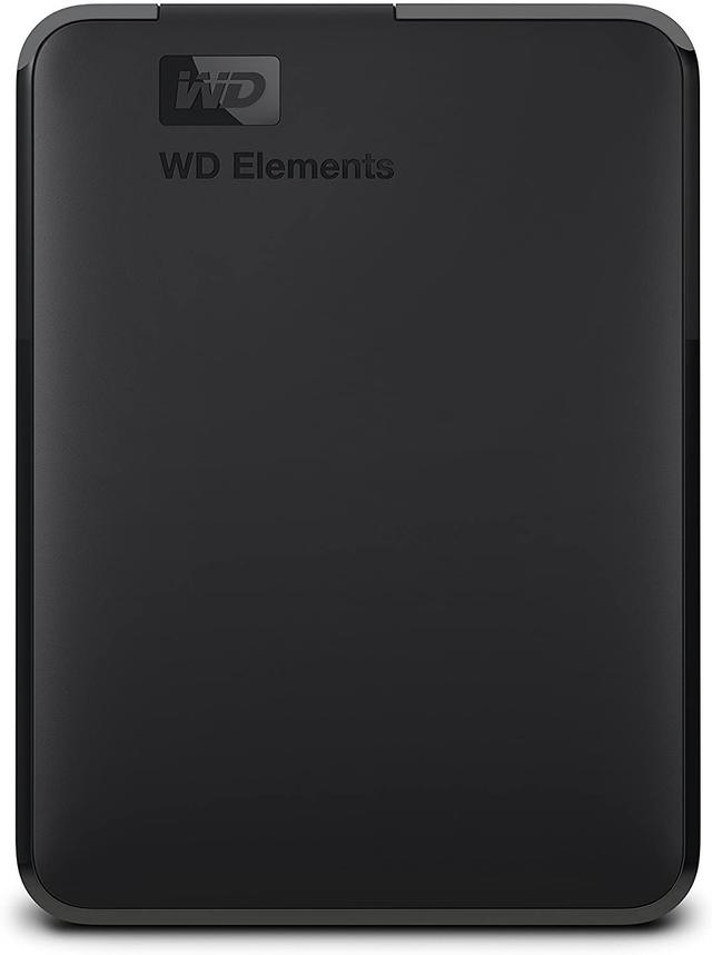WD Elements Portable 5 TB