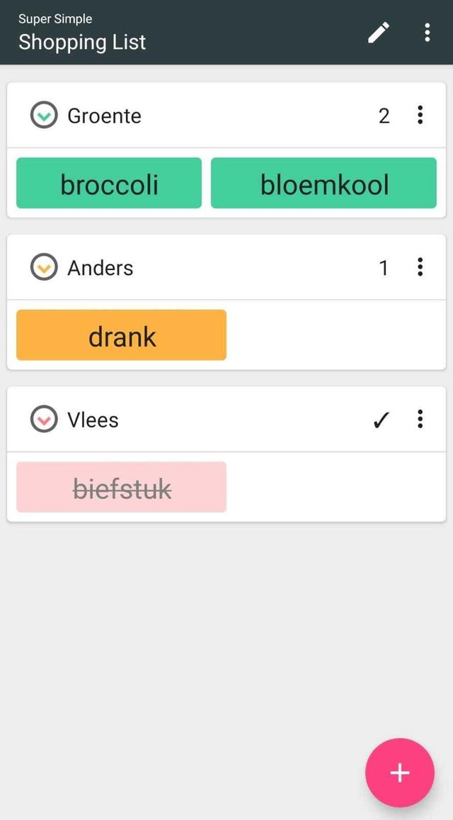 beste boodschappen apps