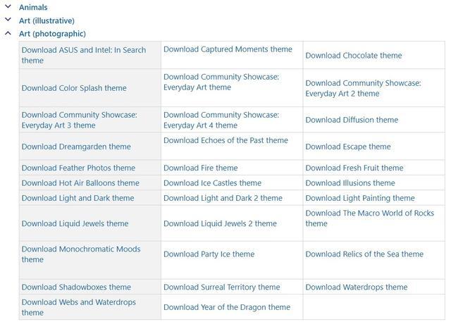 Windows 10 thema installeren