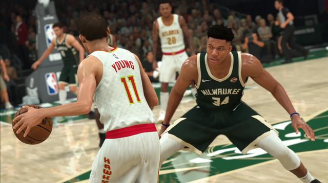 NBA 2k 21
