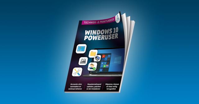 Windows 10 Poweruser Tech Academy