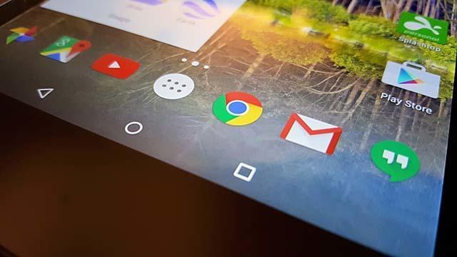 Veiligheid en privacy voor Android
