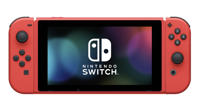 switch rood
