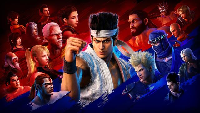 Virtua Fighter Esports