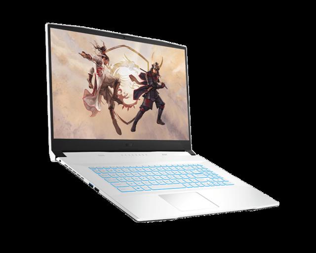 Productafbeelding van de MSI Sword 15-laptop.