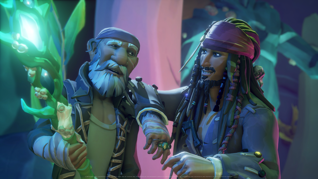 Sea of Thieves: A Pirate's Life