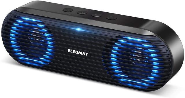 Elegiant Portable bluetooth-speaker