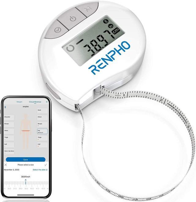 Renpho Smart Tape Measure