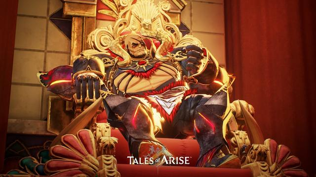Tales of Arise Lord Balseph