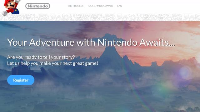 Nintendo Developer Program