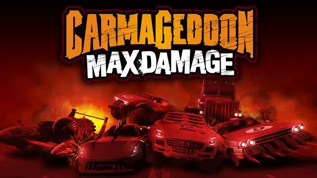 Carmageddon Mag Damage