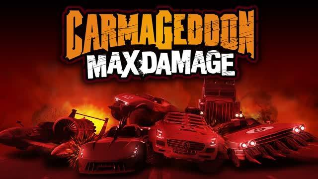 Carmageddon Mag Damage