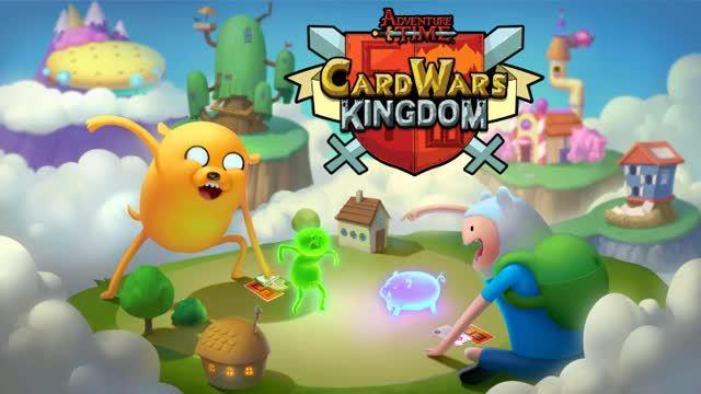 Adventure Time Card Wars Kingdom