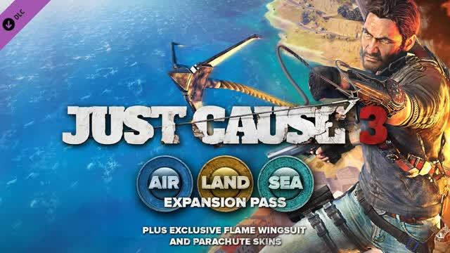 Just Cause 3 DLC