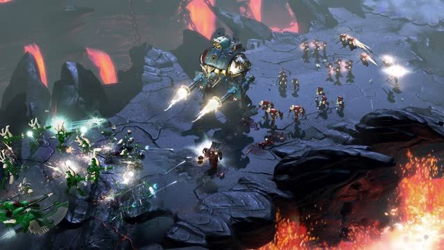 Warhammer 40000 Dawn of War III