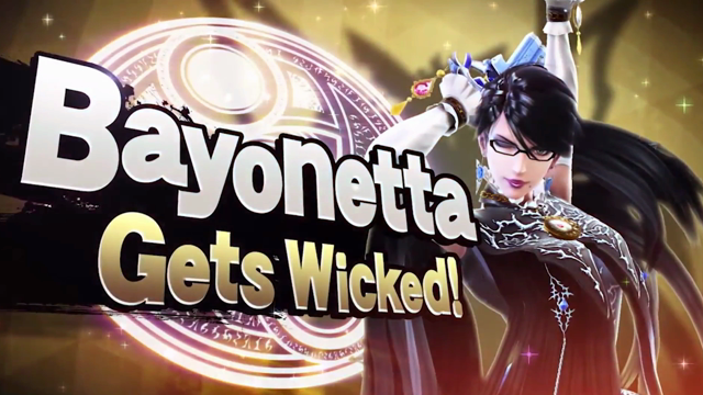 Bayonetta Smash Bros