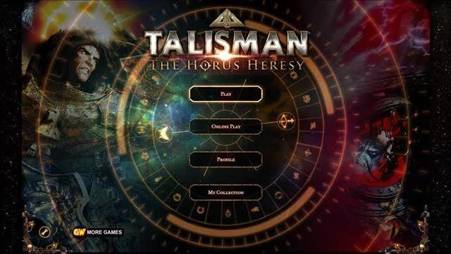 Talisman The Horus Heresy