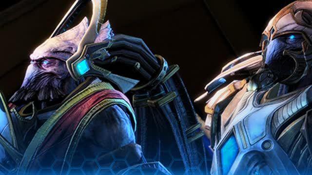StarCraft 2: Karax