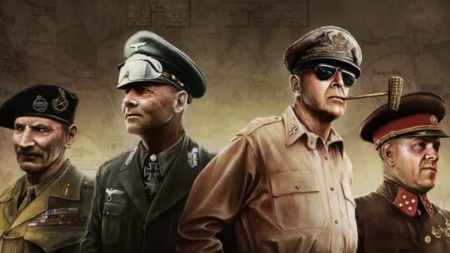 Hearts of Iron 4