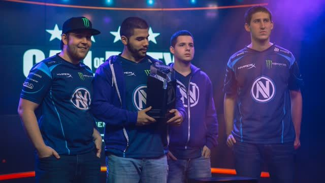 Call of duty champs 2016