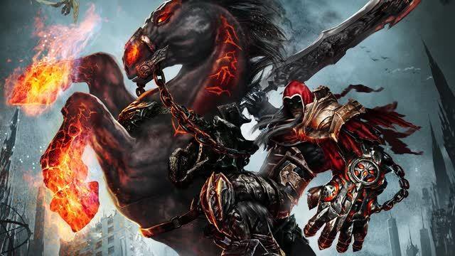 Darksiders Remaster