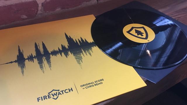 Firewatch Vinyl