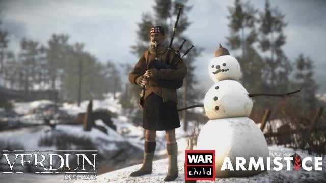 Verdun kerst