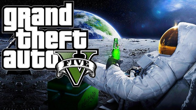 Grand Theft Space