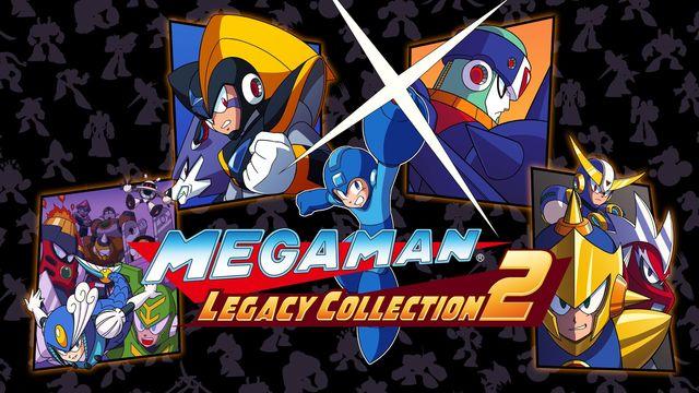 Megaman legacy collection