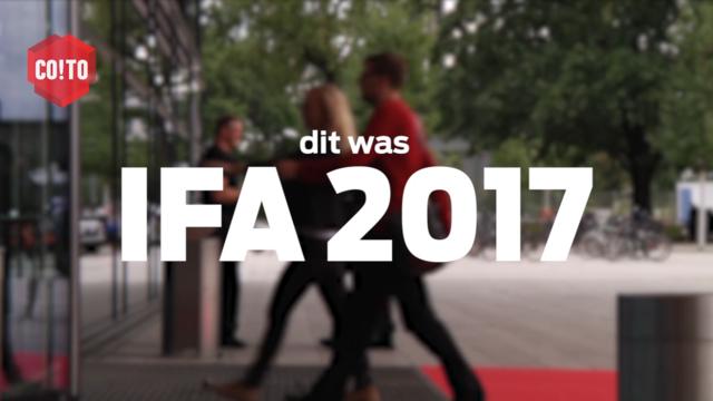 IFA 2017: de aftermovie