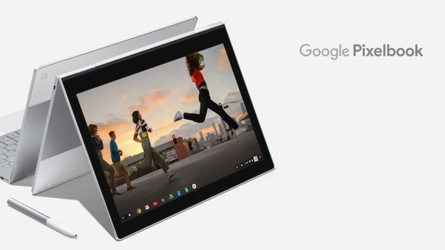 Pixelbook: header
