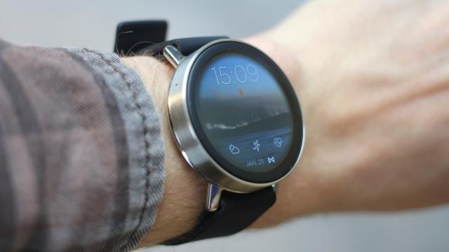 Misfit Vapor, smartwatch, android
