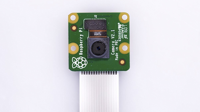 Video streamen met Raspberry Pi Camera Module