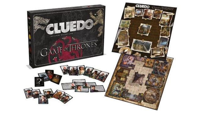 Game of Thrones Cluedo