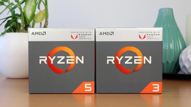 AMD Ryzen Ridge