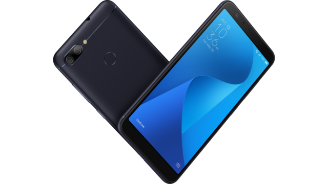 Asus Zenfone Max Plus, android, smartphone