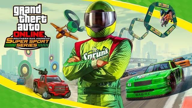GTA Online Super Sports Series