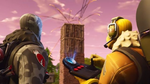Guided Missile in Fortnite: Battle Royale