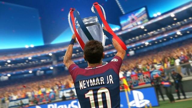 PES 18 Champions League