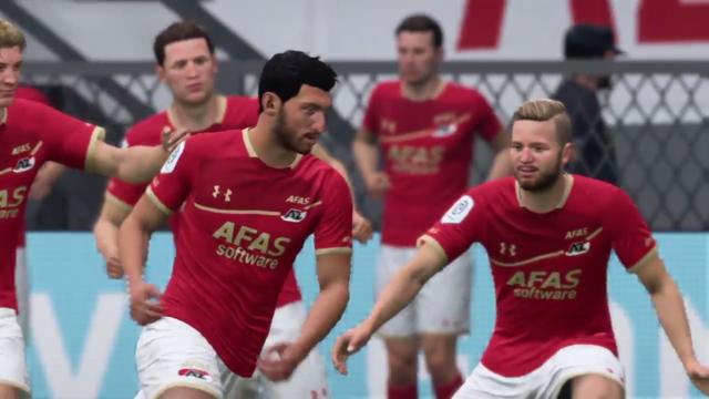 Fifa 18 AZ Alkmaar
