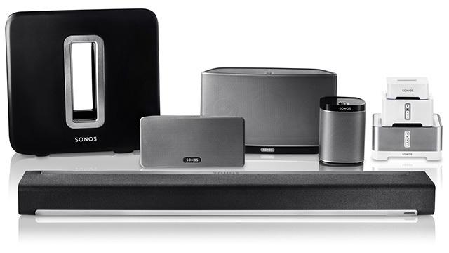 privacyverklaring Sonos