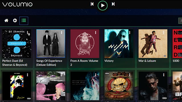 Muziek streamen met Raspberry Pi