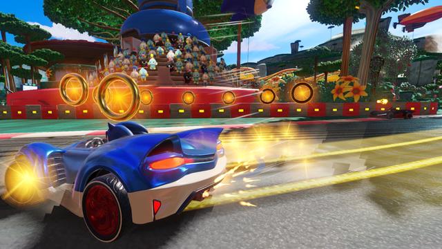 Team Sonic Races