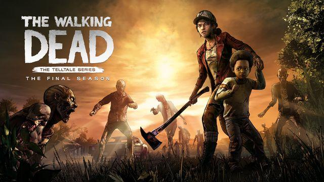 The walking dead final season