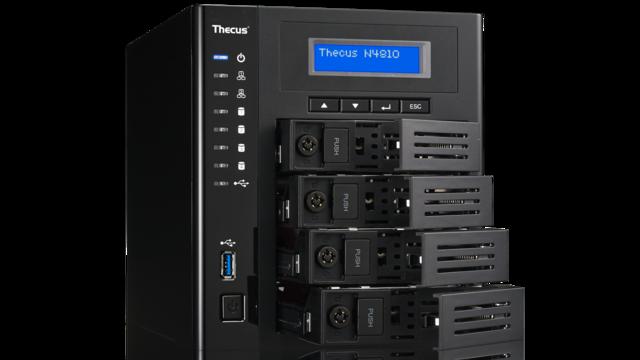 Thecus N4810