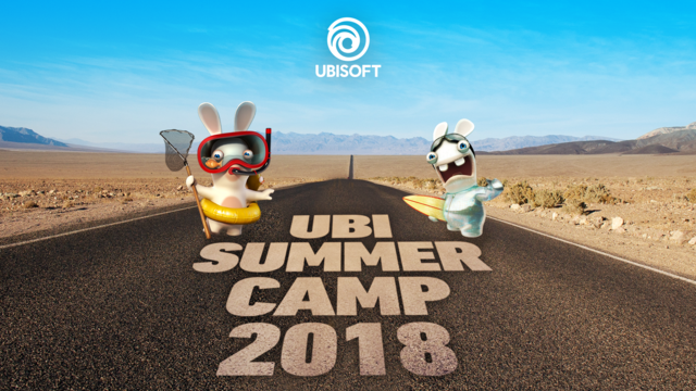 ubi summer camp
