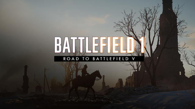 Road to Battlefield