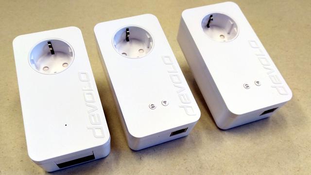 Devolo Multiroom WiFi Kit 550+