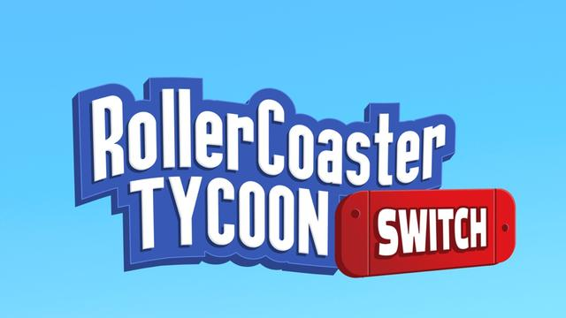 RollerCoaster Tycoon Switch
